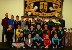 2016 LMC Youth Night Boys U13 Team