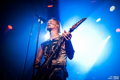20151019 - Ensiferum @ Paradise Garage