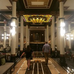 Living in the city. Drinking cocktails and getting beat by my cousin in shuffleboard. #theworldwalk #travel #twwphotos