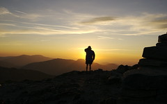 Snowdon - Watching The Sunrise