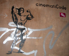 Cinematicode wall