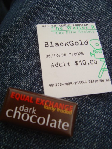 """Black Gold"" Movie Ticket @ Walter Reade Theater"