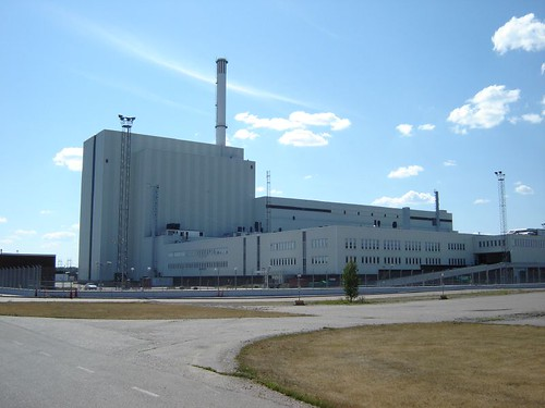 Nucler Power Station - Forsmark