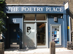 The Poetry Society's Cafe