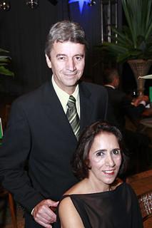 Lauro Villas Boas e Fátima
