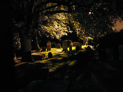 Graveyard, Ghost Tour