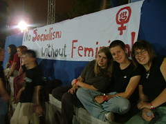 No socialism without feminism