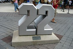 Baltimore - Camden Yards: Retired Numbers - Ji...