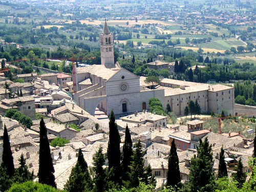 "Assisi -  Italien - Italy - Monastery - Kirche - Church - ""Franz von Assisi"" by Ela2007."