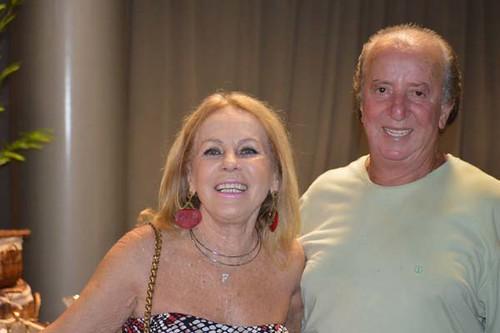 Sandra e José Moratti