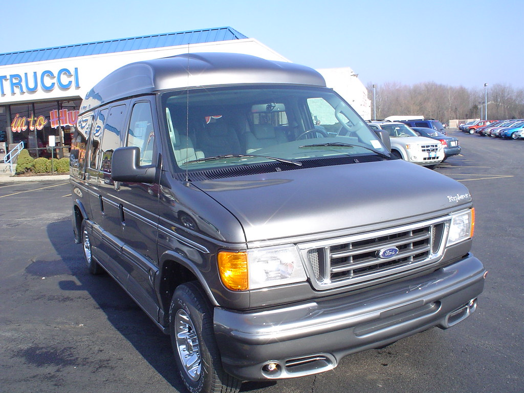 hight resolution of starcraft ford e 150 econoline explorer limited se 2007 sda007 tags