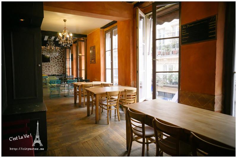 美食巴黎 Caldo Freddo 來自義大利的美味pizza – 城市。食畫誌