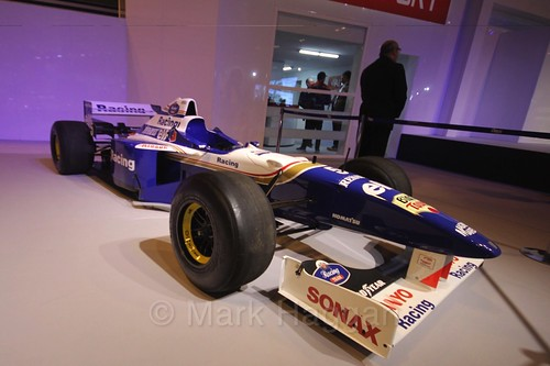 Williams F1 at the Autosport International Show 2017