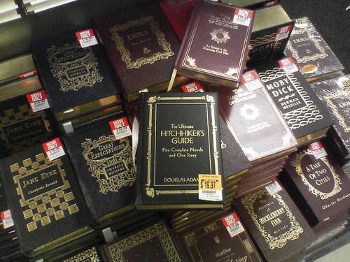 Literary Classics by globalglenn.