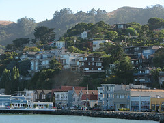 Sausalito, California.  Photo by BRPhoto