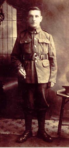 Owen Yarrow (1882-1917)