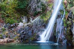 Poço do Inferno waterfall