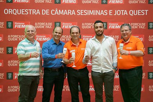 Luciano Araújo e Presidentes de Sindicatos