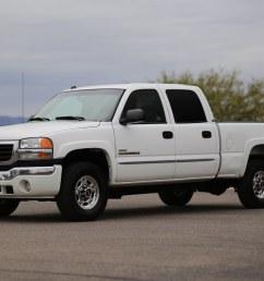 2005 gmc truck 4x4 [ 2048 x 1365 Pixel ]