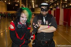 Motor City Comic Con A16