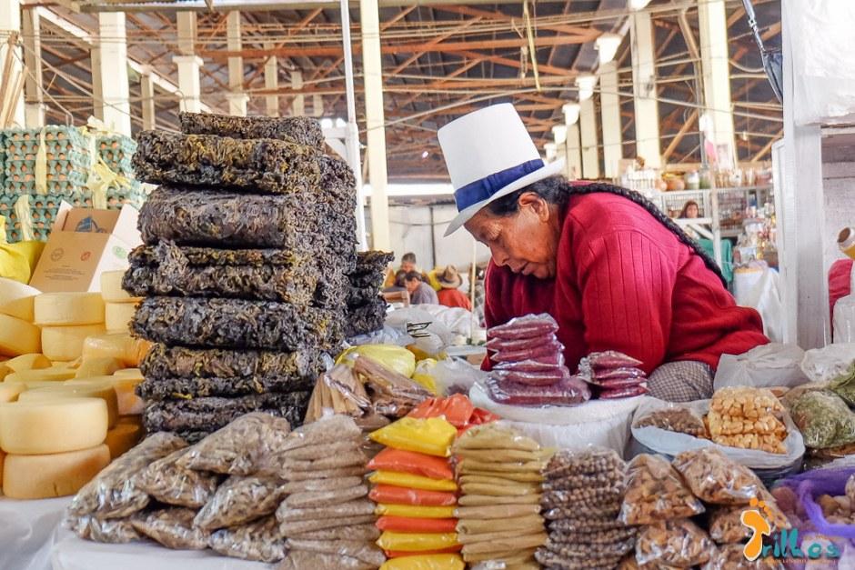 Peru - Mercado de São Pedro - 2
