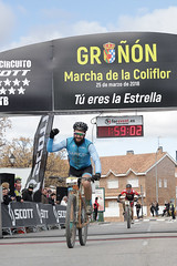 1422 - Circuito 7 estrellas Griñon 2018