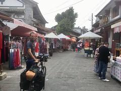 Markt in Xizhouzhen