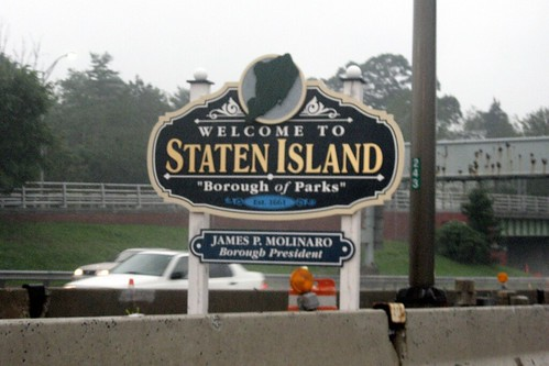 Welcome to Staten Island by wallyg.