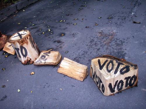 Voto, apenas um detalhe da democracia (CCommons/Daquellamanera)