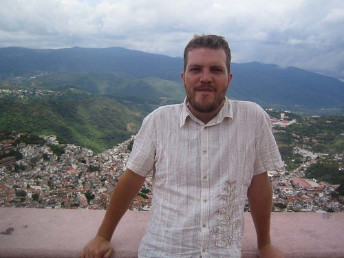 Me in Taxco, Mexico