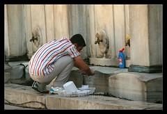 Man Cleansing