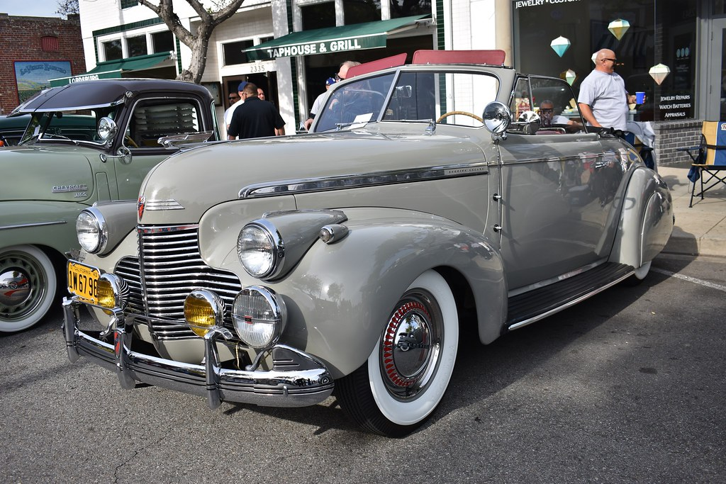 1941 Chevy Business Coupe Lowrider