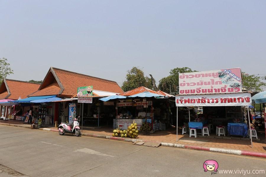 南邦一日遊,泰國南邦,泰國旅遊,泰國泰北,泰國清邁,清邁旅遊,馬車小鎮 @VIVIYU小世界
