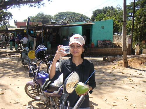 Coconut stop by Swaroop C H, on Flickr