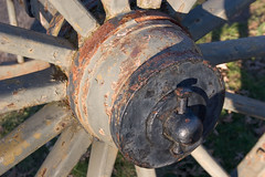 """IMG_4000: Cannon Wheel • <a style=""""font-size:0.8em;"""" href=""""http://www.flickr.com/photos/54494252@N00/8625809/"""" target=""""_blank"""">View on Flickr</a>"""