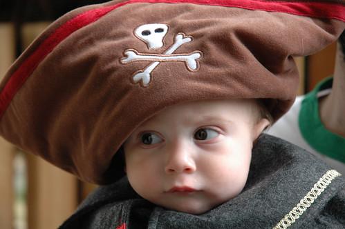 ellison the pirate