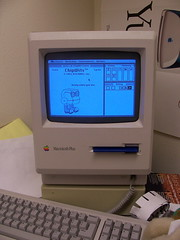 Old Mac running ChipWits