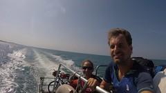 Schifffahrt nach Krabi
