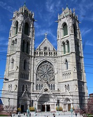 Cathedral Basilica of the Sacred Heart - Newark NJ