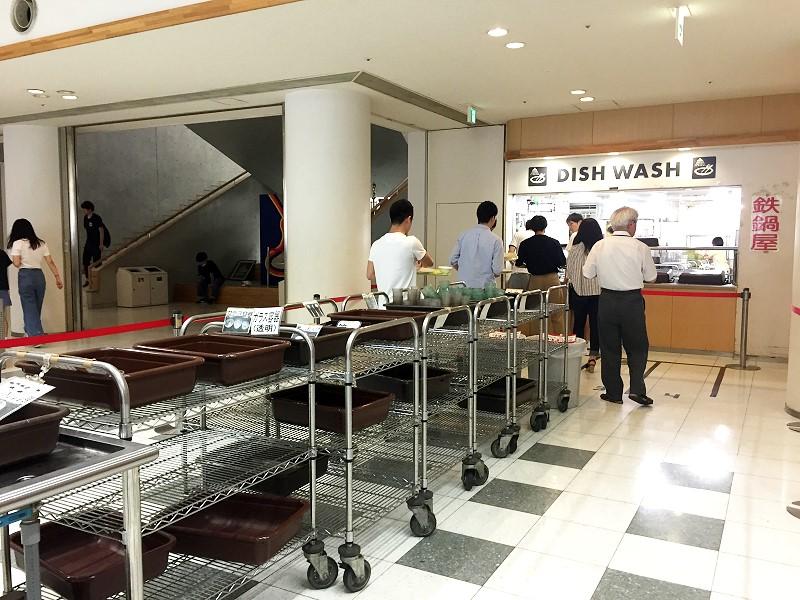 東洋大學學生食堂
