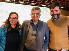 ❤️Junts per Tiana es reuneix amb l'àrea de presidència de l'Àrea Metropolitana de Barcelona per debatre la modificació del projecte del carrer Matas a l'alçada de la placeta dels 4 banquets i troben oportú establir mecanismes de control per als grup
