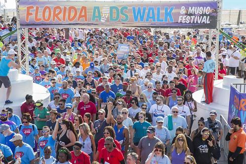 2018 Florida AIDS Walk
