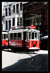Taksim Tunnel Tram