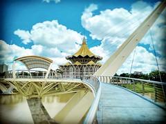 Batu Jetty 93000 Kuching, Sarawak https://goo.gl/maps/etMFUsSjLh52  #travel #holiday #river #Asian #Malaysia #Sarawak #Kuching #travelMalaysia #holidayMalaysia #旅行 #度假 #亚洲 #马来西亚 #沙拉越 #古晋 #trip #马来西亚旅行 #traveling #马来西亚度假 #buildings #gardan #公园 #waterfront