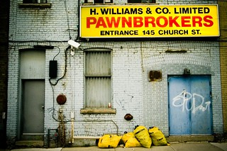 H. Williams & Co. Ltd. Pawnbrokers