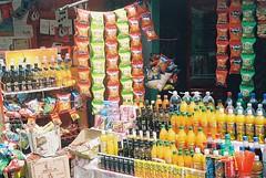 Junk food & drink stall