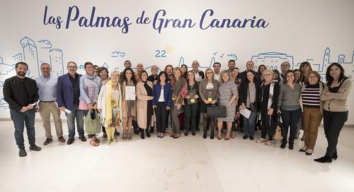 Jornada de trabajo ODS Gran Canarias