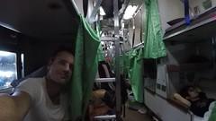 Nachtzug nach Nong Khai
