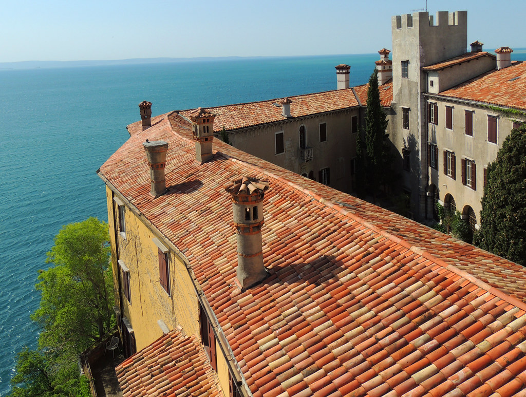 Paesaggio Invernale Rilke The World S Best Photos Of Castle And Duino Flickr Hive Mind