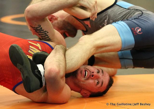 65  Evan Henderson (Titan Mercury Wrestling Club) VSU1 Andy Simmons (NYAC), 16-6 4:17. 180519AJF0081